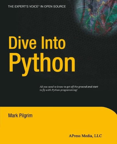 Dive Into Python-好书天下
