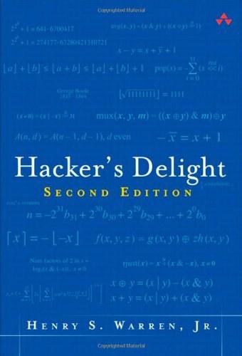 Hacker's Delight-好书天下