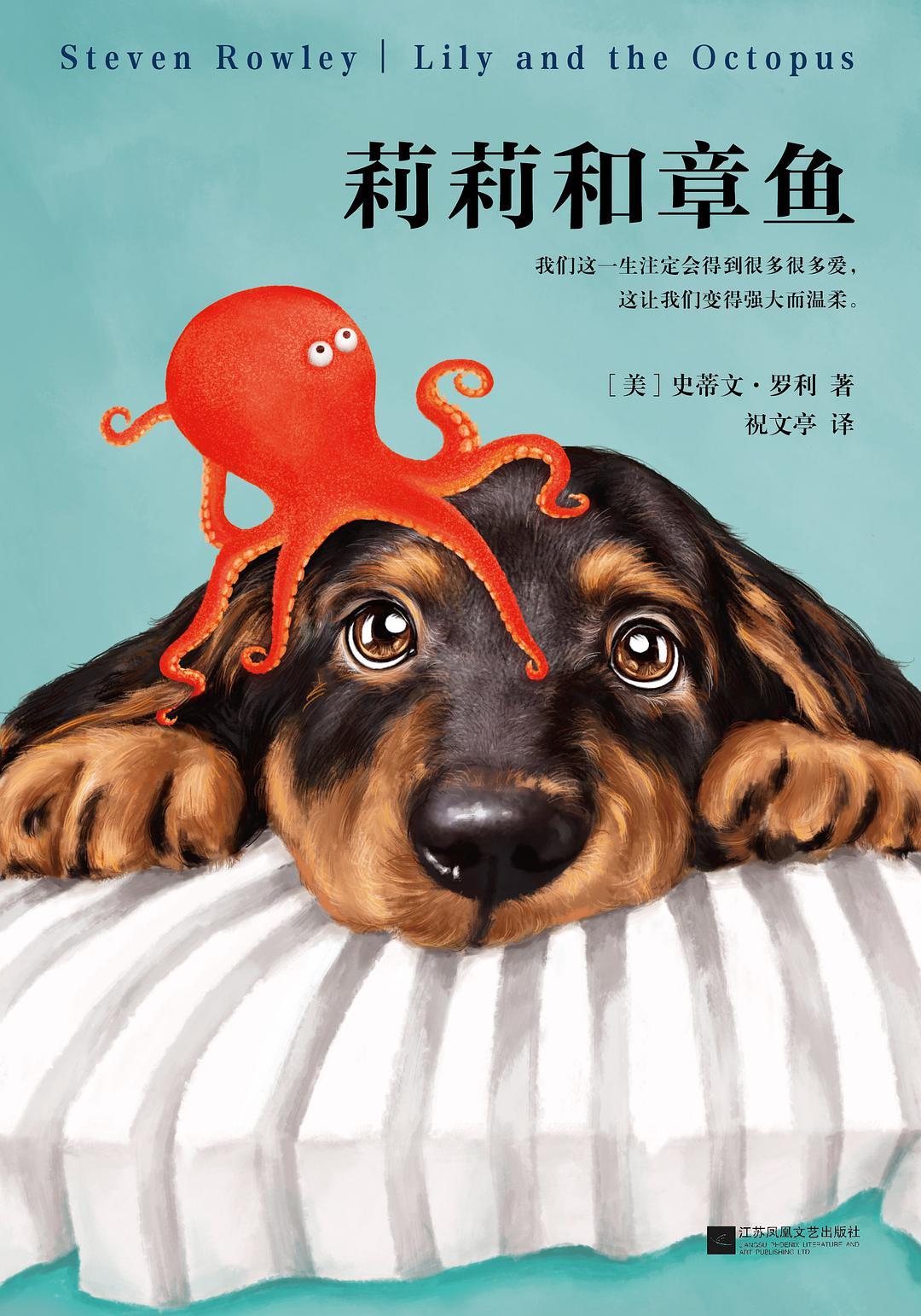 莉莉和章鱼-好书天下