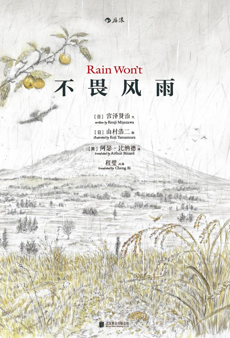 不畏风雨-好书天下